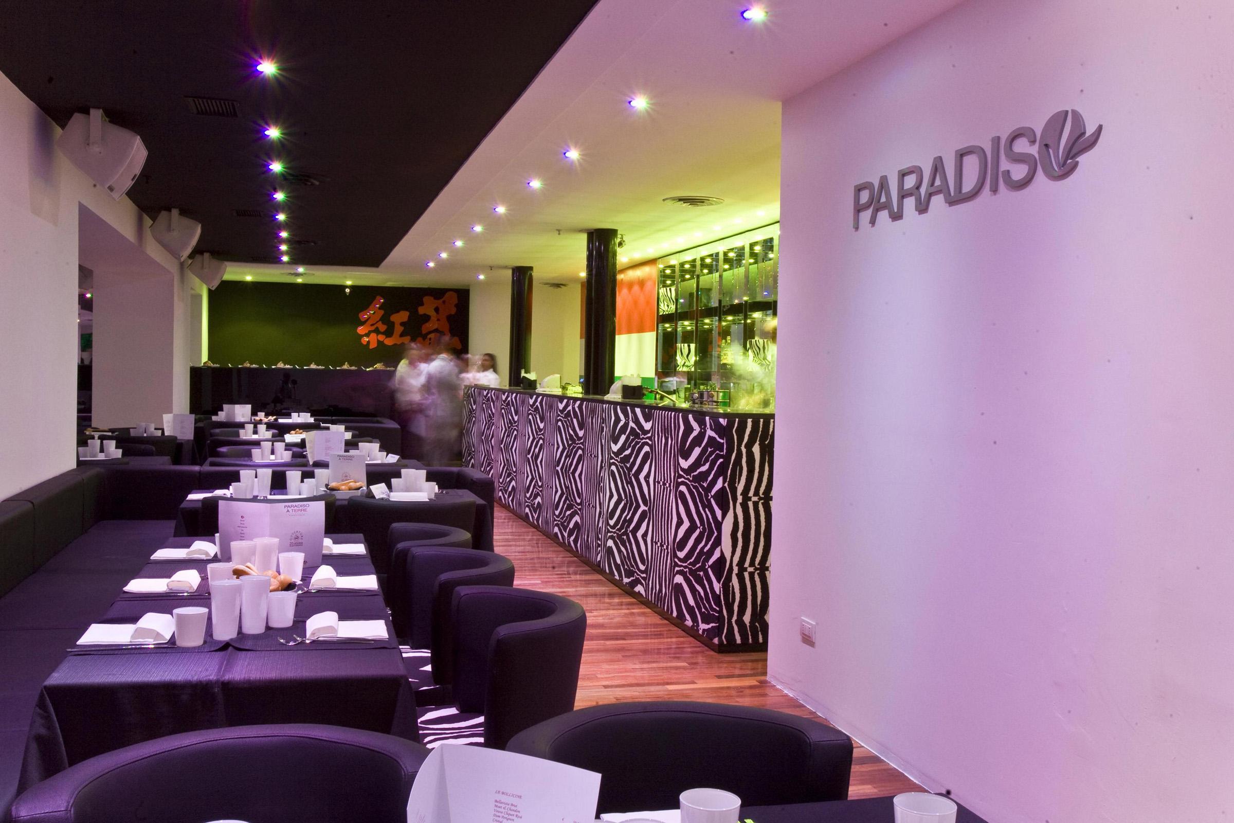Paradiso discoteche rimini e riccione for Arredamento discoteca